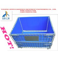 Factory Manufacturing Foldable WIre Mesh Container