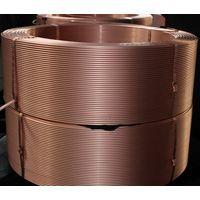 Red copper coil