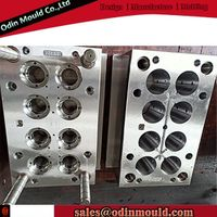 plastic cone bobbin injection mould