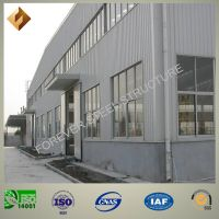 Professional Prefab Warehouse Design and Construction thumbnail image