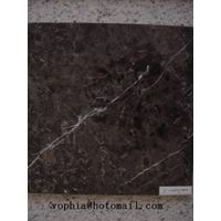 Hang brown marblel slabs