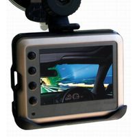 In car video recording system thumbnail image