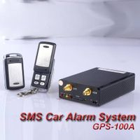 GSM/GPS Car Alarm and Tracking system