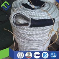 Polypropylene Multifilament Mooring Hawser Rope for Marine Use