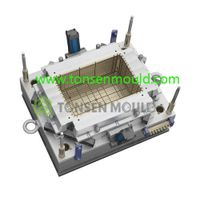 plastic major kind paint bucket mould