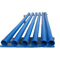 Straight Carbon Steel Pipe Concrete Conveying Pump Pipe Wear Resisting Twin Wall Straight Delivery P thumbnail image