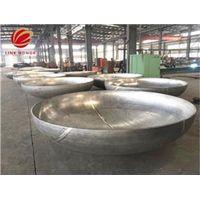 stainless steel elliptical tank head ASME pressure vessel