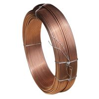 Low Carbon Steel Wire Copper Coated Submerged Arc Welding Wire Em12 (H08MnA)
