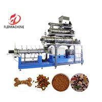 Dry Dog Cat Food Making Machine