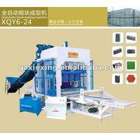 QT6-15 Interlocking block making machinery