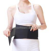 Battery powered far infrared heat belt