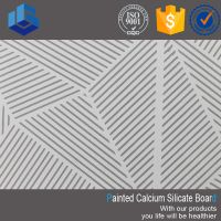 Embossed Calcium Silicate Panel