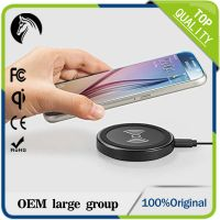 QI wireless phone charger for Iphone Samsung Android