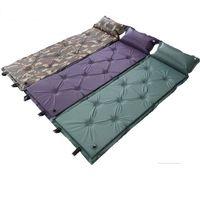 Inflating Camping Mat