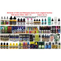 USA Vapor ejuice