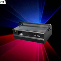 3.2W RGB laser animation laser light