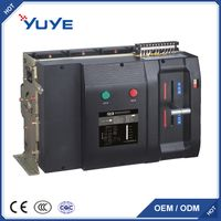 CE certificate dual-power automatic transfer switch
