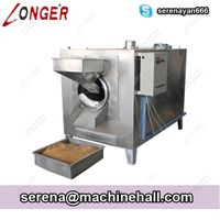 Sesame Seed Drum Roasting Machine|Grain Baking Equipment|Beans Roaster Machine