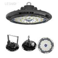 Hot-selling high efficiency design IP65 waterproof UFO Round LED High Bay Light 100-240w