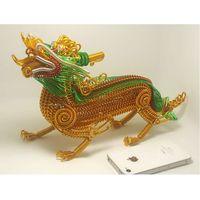 handmade wire animal model