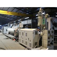 plastic pipe extrusion machinery-plastic pipe extrusion machine-plastic pipe extrusion line
