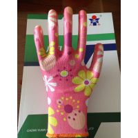 Lady's gardening gloves,work  nitrile gloves