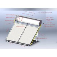 COMPACT SOLAR WATER HEATER(JHC-02/300L) thumbnail image