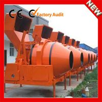 Widely used portable JZR350 mini diesel engine concrete mixer machine price in Malaysia thumbnail image