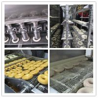 Yeast Raised Donuts Production Line-yufeng