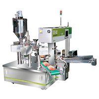 Retort & Liquid Filling Rotary Packing Machine
