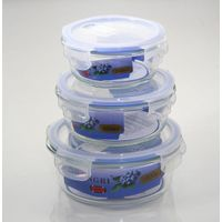 Food grade fresh vegetale and fruit storage cotainer