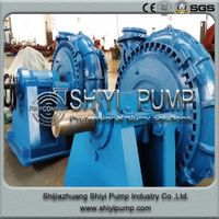Heavy Duty Horizontal Centrifugal Pressure Water Treatmentsand & Gravel Pump