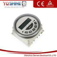 YX-805 16A 30A programmable LCD display electronic timer