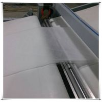 nonwoven fabric punched nonwoven fabric