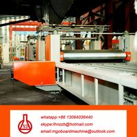 fireproof mgo slab production line