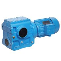 Helical-Worm Gearbox (TS Series)