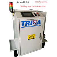TRIOA WELDING WIRE ELECTROSTATIC COATER