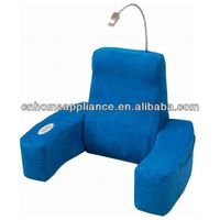 Bed seat massage cushion with TNT blue cover thumbnail image