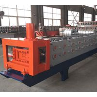 Passed CE and ISO Rack Beam Shelf Panel Roll Forming Making Machine