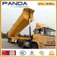 Panda 40CBM U shape tipper trailer for sale