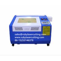 3050 60W CO2 laser engraver DSP RDworks thumbnail image