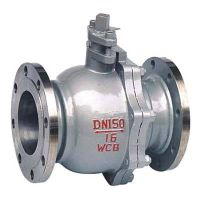 china maobo Cast steel ball valve