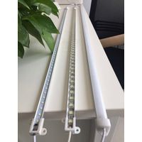 220V Durable Outdoor Waterproof LED Rigid Strip Light with Aluminum Channel /5050 LED 60 PCS Per Met