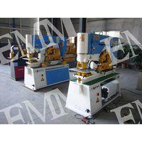 Dual Hydraulic universal multi function Ironworker machine