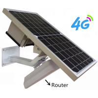 Factory Wireless 4G Router with Solar Power SIM Card Slot/Dual Sim 4G Lte Router Dual/Wireless WIFI