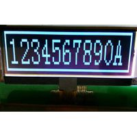 Advertising display, Bluetooth, e-labeled LCD display, FSTNLCD