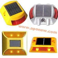 LED Solar Road Stud / Solar Spike Flashing Light thumbnail image
