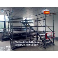 Ringlock Scaffoding Buidling Construction Materials Allround System Scaffolds thumbnail image