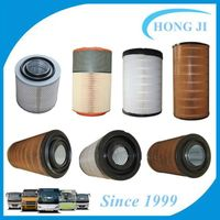 Guangzhou OEM Bus Air Filter Manufacturing for PS2 Spare Parts