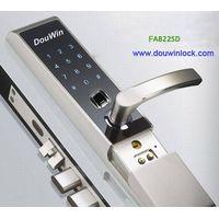 Residential Door Lock Access Control Fingerprint Lock FA822SD